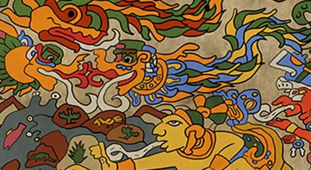 Cultura Pregunta Trivia: ¿Cuál es el libro sagrado de los Mayas?