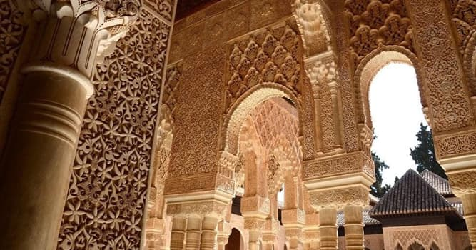 Cultura Pregunta Trivia: ¿Cuál es el máximo exponente de la arquitectura nazarí en el mundo?