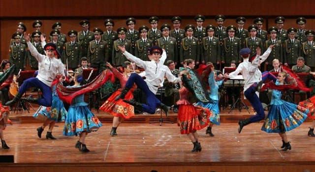 Cultura Pregunta Trivia: ¿Cuál es el significado de la canción rusa Kalinka?