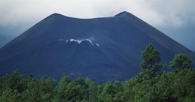 Naturaleza Pregunta Trivia: ¿Cuál es el volcán más joven del mundo?