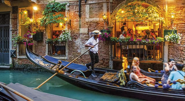 Geografía Pregunta Trivia: ¿Cuál es la arteria principal de Venecia?