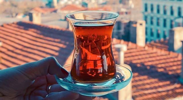 Sociedad Pregunta Trivia: ¿Cuál es la bebida nacional por excelencia en Turquía?