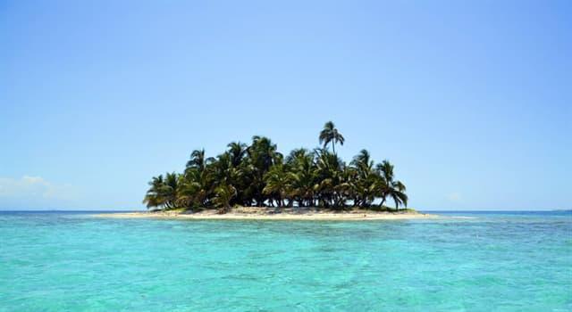 Geografía Pregunta Trivia: ¿Cuál es la isla más meridional de las Cícladas?