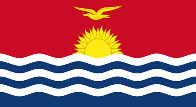 Geografía Pregunta Trivia: ¿Cuál es la moneda de Kiribati?