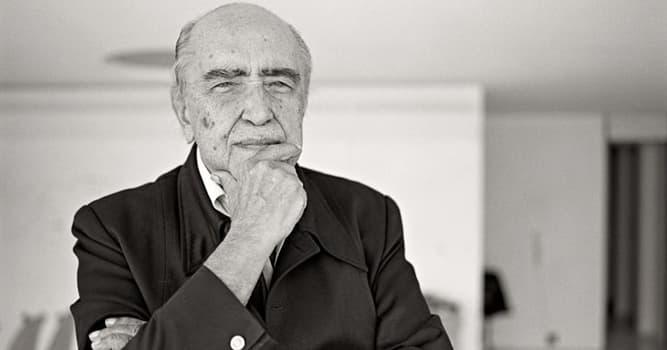 Geografía Pregunta Trivia: ¿Cuál es la obra principal del arquitecto Oscar Niemeyer?