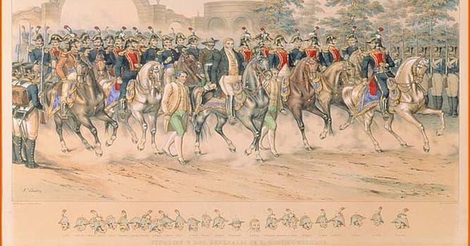 Historia Pregunta Trivia: ¿Cuál fue el hecho histórico por el que se recuerda al Ejército Trigarante en México?