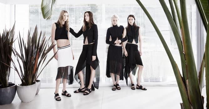 Sociedad Pregunta Trivia: ¿Cuáles son los principales productos que vende la empresa española Zara?
