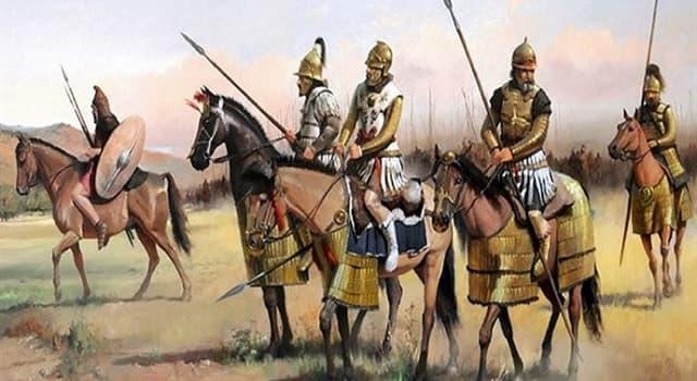 Historia Pregunta Trivia: ¿Cuántos enfrentamientos militares hubo en las Guerras Mitridáticas?