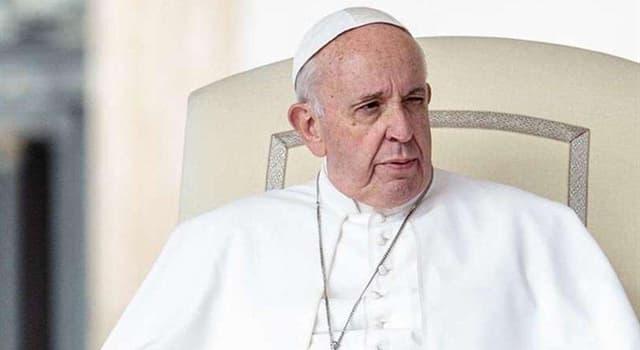 Sociedad Pregunta Trivia: ¿Cuántos idiomas habla el Papa Francisco?