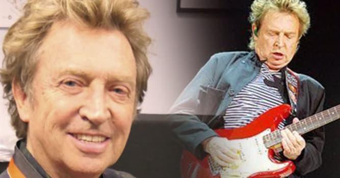 Cultura Pregunta Trivia: ¿De qué grupo musical forma parte Andy Summers?