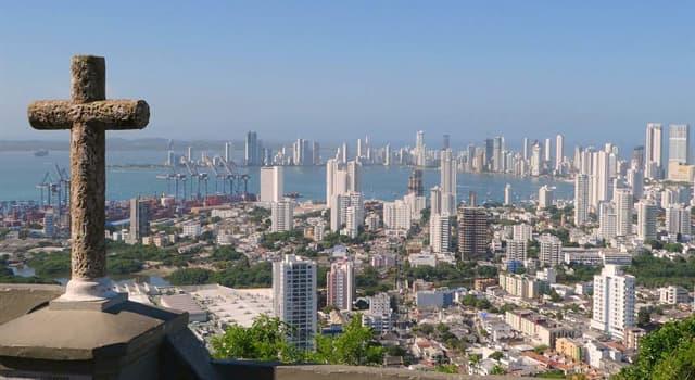 Geografía Pregunta Trivia: ¿De qué país Barranquilla es la cuarta ciudad más poblada?