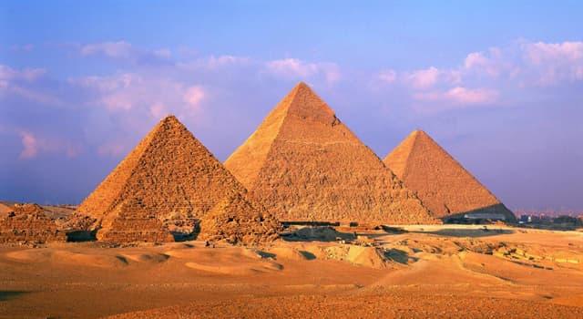 Naturaleza Pregunta Trivia: ¿De qué tipo de piedra caliza están construidas las pirámides de Guiza?