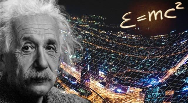 """Historia Pregunta Trivia: ¿De qué trabajaba Einstein cuando publicó la """"Teoría de la relatividad"""" en 1905?"""