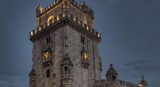 Geografía Pregunta Trivia: ¿Dónde está ubicada la Torre de Belém?