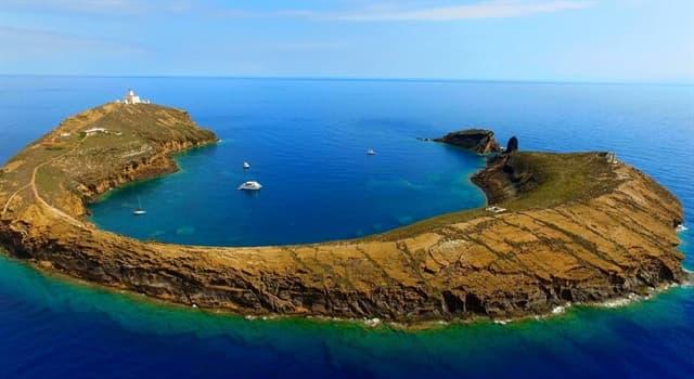 Geografía Pregunta Trivia: ¿Dónde están situadas las Islas Columbretes?