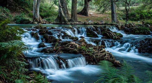 Geografía Pregunta Trivia: ¿Dónde se encuentra el Parque Nacional Orizaba?