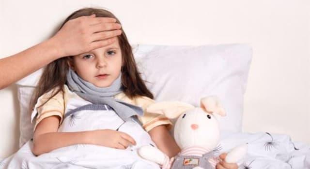 Сiencia Pregunta Trivia: ¿Dónde se localiza fundamentalmente la enfermedad conocida como parotiditis?