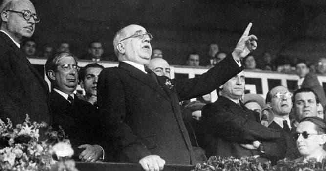 Historia Pregunta Trivia: ¿En cuántas ocasiones fue Manuel Azaña Presidente de la República Española?