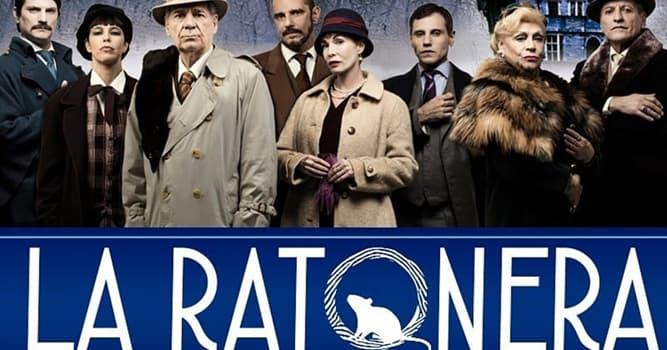 """Cultura Pregunta Trivia: ¿En cuántos países fue estrenada la obra de teatro """"La ratonera"""" de Agatha Christie?"""