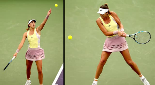 Deporte Pregunta Trivia: ¿En dónde nació la tenista Garbiñe Muguruza?
