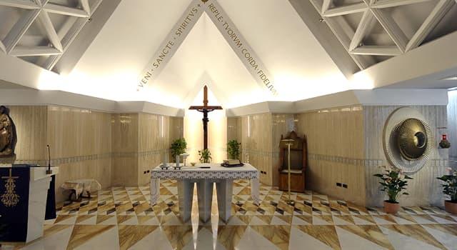 """Cultura Pregunta Trivia: ¿En qué año fue construida """"La Casa de Santa Marta"""" en la Ciudad del Vaticano?"""