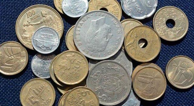 Historia Pregunta Trivia: ¿En qué año se implantó la peseta como moneda oficial de España?
