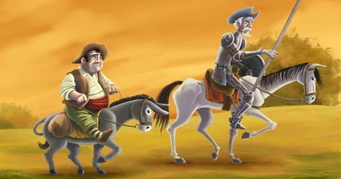 """Cultura Pregunta Trivia: ¿En qué año se publicó la primera parte del Quijote, """"El ingenioso hidalgo Don Quijote de la Mancha""""?"""