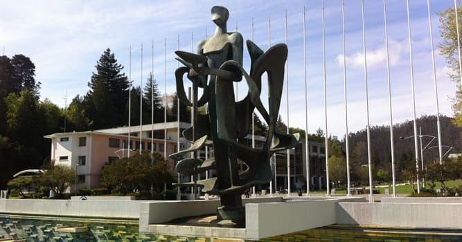 Cultura Pregunta Trivia: ¿En qué ciudad del mundo está ubicada esta escultura diseñada por Samuel Román Rojas?