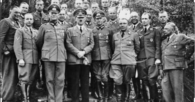 """Historia Pregunta Trivia: ¿En qué consistía, esencialmente, el proyecto Nazi denominado """"Atlantropa""""?"""