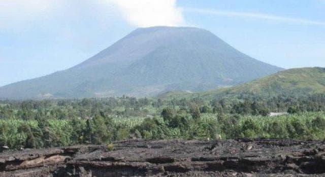 Geografía Pregunta Trivia: ¿En qué continente está ubicado el Volcán Nyiragongo?