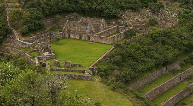Geografía Pregunta Trivia: ¿En qué década se iniciaron las excavaciones en el Parque Arqueológico de Choquequirao?
