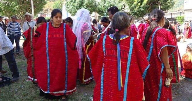 "Cultura Pregunta Trivia: ¿En qué estado de la República Mexicana habita el grupo étnico ""triqui""?"