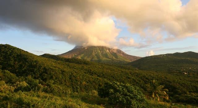 Geografía Pregunta Trivia: ¿En qué isla del Caribe está ubicado el volcán Soufriere Hills?