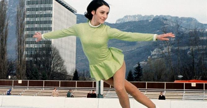 Deporte Pregunta Trivia: ¿En qué Juegos Olímpicos ganó Peggy Fleming la medalla de oro de patinaje artístico?