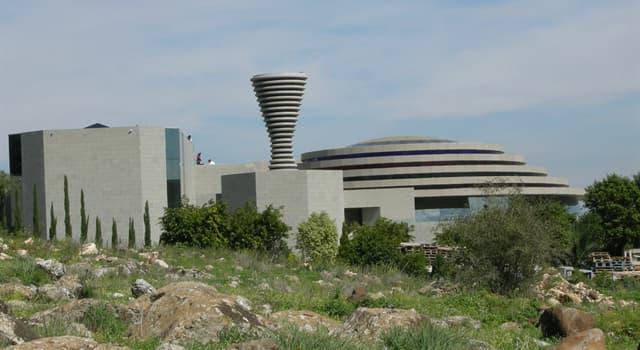 Cultura Pregunta Trivia: ¿En qué lugar de Israel está ubicado el Domus Galilea?
