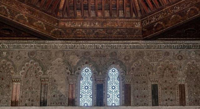 Geografía Pregunta Trivia: ¿En qué lugar emblemático de Toledo está ubicado el Museo Sefardí?
