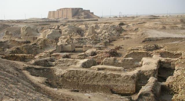 Geografía Pregunta Trivia: ¿En qué país actual estaba ubicada la antigua ciudad de Sippar?