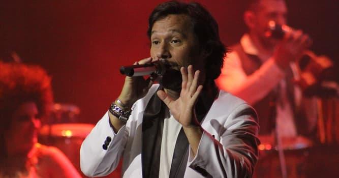 Cultura Pregunta Trivia: ¿En qué país nació el cantante y compositor Diego Torres?