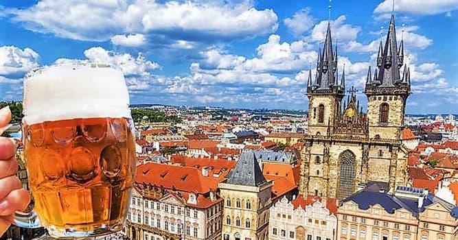Geografía Pregunta Trivia: ¿En qué país queda la ciudad de Pilsen famosa por su cerveza?