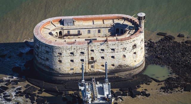 Geografía Pregunta Trivia: ¿En qué país se construyó el Fuerte Boyard?