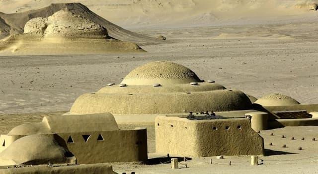 Geografía Pregunta Trivia: ¿En qué país se encuentra el Museo de Fósiles y Cambio Climático de Wadi al Hitan?