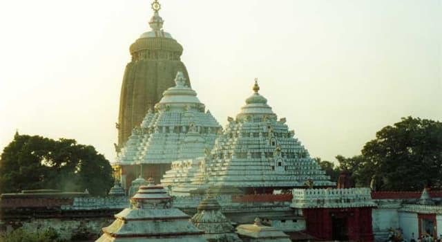 Cultura Pregunta Trivia: ¿En qué país se encuentra el templo Shree Jagannath?