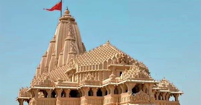 Geografía Pregunta Trivia: ¿En qué país se encuentra el templo Somnath?