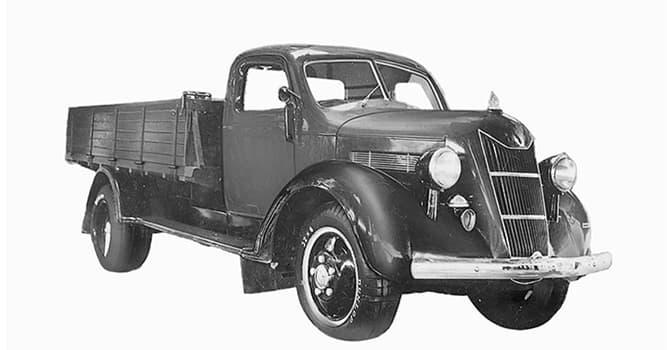 Historia Pregunta Trivia: ¿En qué país se fabricó el primer vehículo marca Toyota?