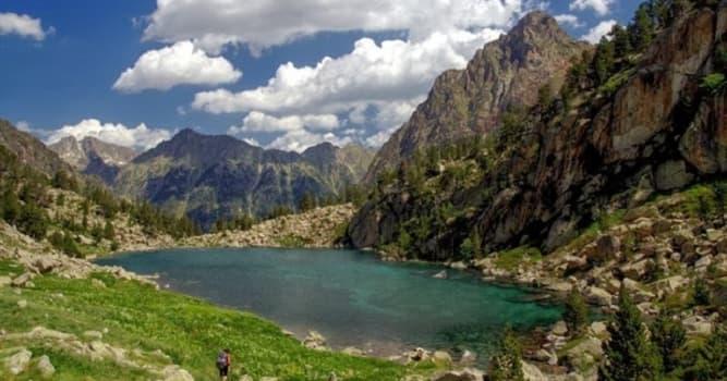 Geografía Pregunta Trivia: ¿En qué península europea está ubicada la Sierra de Guadarrama?