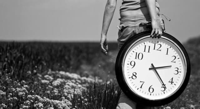 Historia Pregunta Trivia: ¿En qué periodo se utilizaron, principalmente, los despertadores humanos?