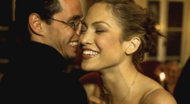 """Películas Pregunta Trivia: ¿En quién se inspiró el autor de la canción """"No me ames"""", interpretada por Marc Anthony y Jennifer López?"""