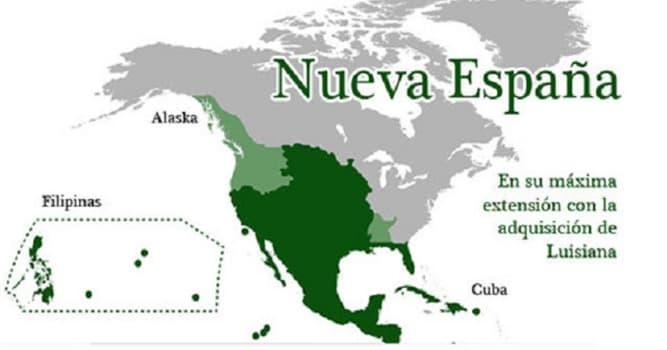 Geografía Pregunta Trivia: ¿En tiempos de la Nueva España dónde se localizaba la región llamada Nueva Extremadura?