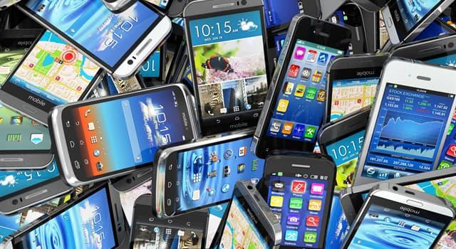 Sociedad Pregunta Trivia: ¿Qué compañía produce una serie de dispositivos móviles con el nombre de Galaxy?