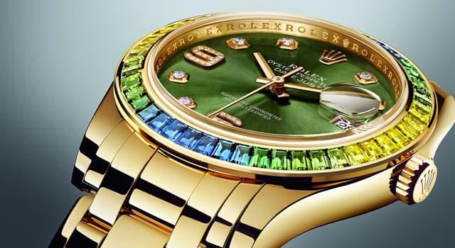 Cultura Pregunta Trivia: ¿En qué país tiene su sede el fabricante de relojes Rolex?